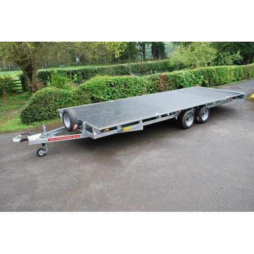 Flat Bed Trailer - 18ft to 22ft  (3500kg)