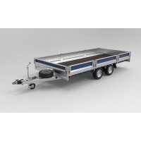 Flat Bed Trailer - 10ft to 16ft  (2600-3500kg)
