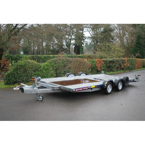 Car Transporter Trailer (2600kg)