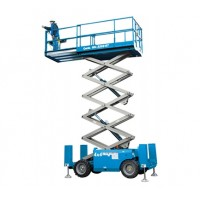 Diesel Scissor Lift 26ft (Platform Height)