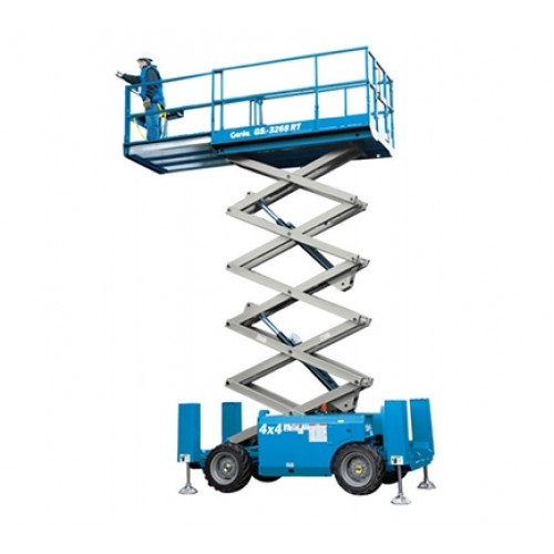 Diesel Scissor Lift 26ft (Platform Height)