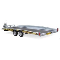 Car Transporter Trailer (Large - 3500kg)