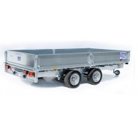 Flat Bed Trailer - 10ft to 16ft  (3000-3500kg)