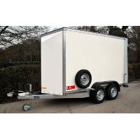 Twin Axle Box Van Trailer  8ft to 10ft (internal length)