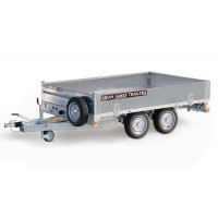 Flat Bed Trailer - 10ft to 12ft  (2000-2600kg)