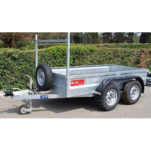 General Purpose - Twin Axle Trailer 'Braked'