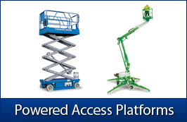 motive hire powered access platforms category
