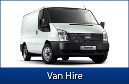 motive hire vans for hire category